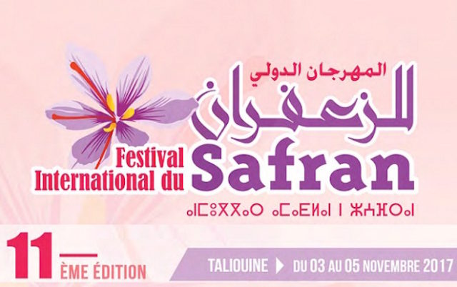 Saffron Sector Shines in Taliouine Seasonal Festival