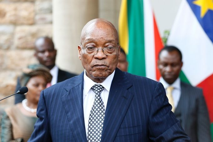 South African President Jacob Zuma's Dark Secrets Exposed by Investigative Journalist