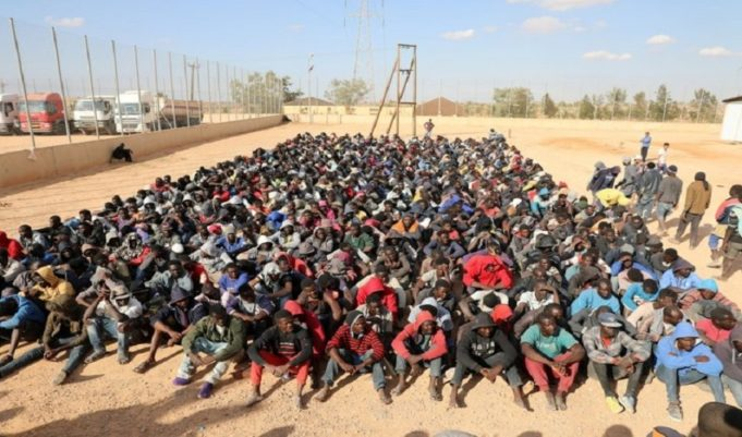 Graphic Torture Videos of African Migrants Spark Outrage