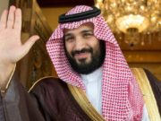 The Crown Prince Mohammed bin Salmane (MBS)
