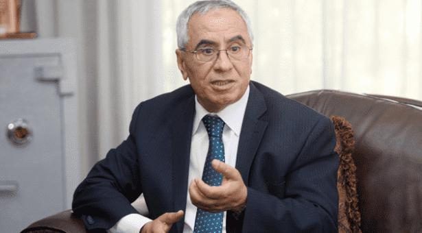The Moroccan ambassador to Algeria, Lahcen Abdelkhalek