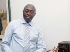 Economist and Senegalese MP Mamadou Lamine Diallo