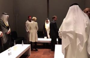 King Mohammed VI Takes Part in Inauguration of 'Louvre Abu Dhabi' Museum