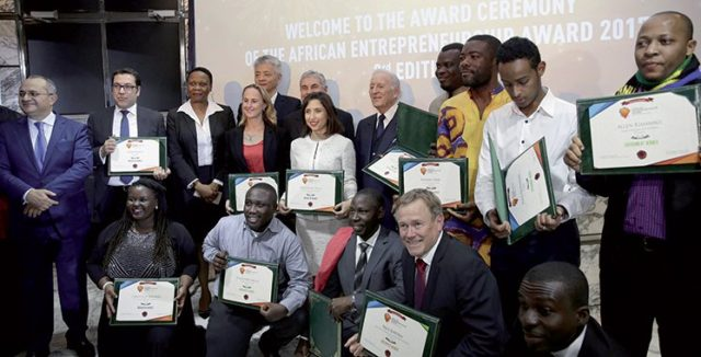 African Entrepreneurship Award Names 12 Winners from 9 African Countries