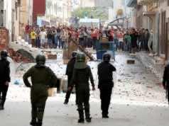 Al Hoceima, Rif Protests, Hirak Rif, Imzouren, DGSN