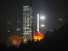 Algeria's First Telecom Satellite Launched From China