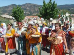 Amazigh new year, Yennayer, Algeria