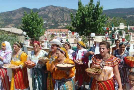 Amazigh new year, Yennayer, Algeria