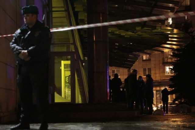 St. Petersburg Supermarket Bombing, Russia Terrorism
