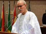 Brahim Ghali, head of the Polisario