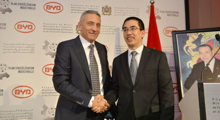Chinese Electric Car Deal Another Step Towards a Moroccan Silicon Valley