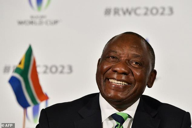Cyril Ramaphosa to lead African National Congress