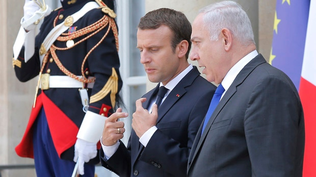 'Trump's Statements on Jerusalem Are Threat to Peace': Emmanuel Macron