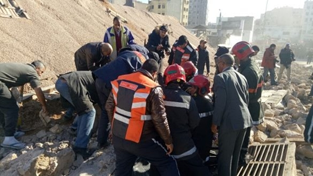 Factory Facade Collapses in Casablanca, 2 Killed