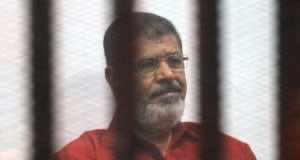 Former Egyptian President, Mohamed Mursi Sentenced to Three Years in Prison