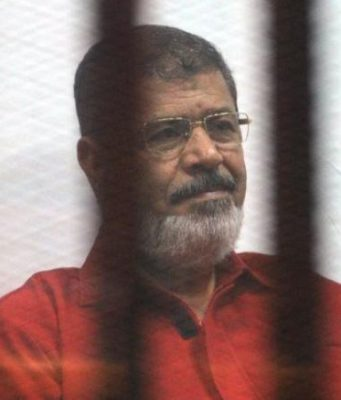 Former Egyptian President, Mohamed Mursi Sentenced to Three Years in Prison