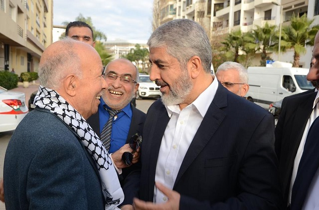 Former Hamas Leader's Visit to Morocco