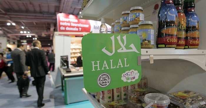 Food Court Halal Nanterre