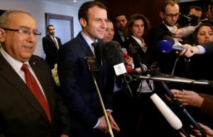 French Journalists Have Not Received Visas to Cover Macron's Visit to Algeria