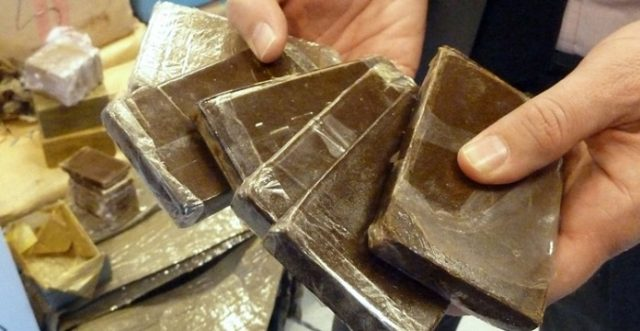 100 Kg of Cannabis Resin Seized at Tangier-Med Port