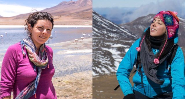 Houda Chaloun,Nadia Stoti, Les Voyageuses, Mag Les Voyageuses, Moroccan women travel magazine, Online women magazine