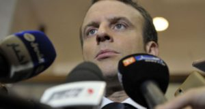 Emmanuel Macron, Algeria, Morocco, Western Sahara, Sahara issue