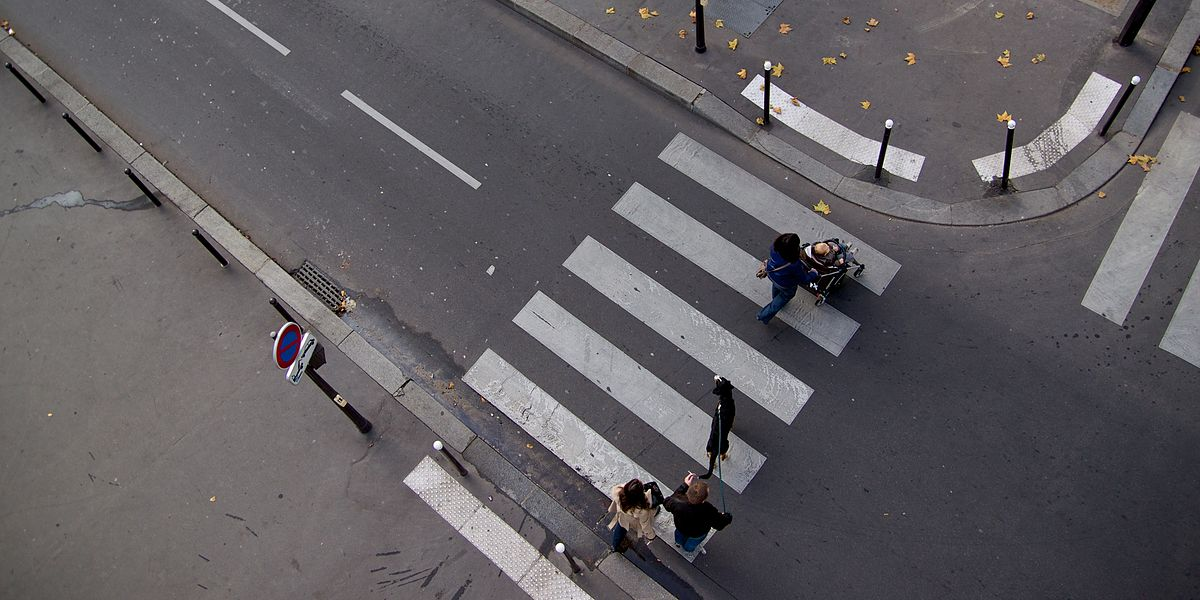 In Morocco, You Could Be Fined MAD 25 For Jaywalking