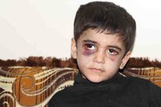 Iraqi child demands the execution of his father in Kirkuk