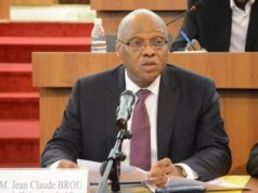 Ivorian Minister Jean Claude Brou Appointed ECOWAS Commission Chairman
