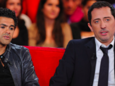 Moroccan-French Comedians Gad Elmaleh and Jamel Debbouze Among France's Favorite Personalities