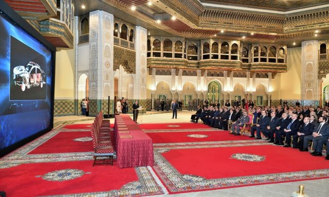 King Mohammed VI, Automative Industry, Morocco