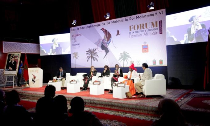 Laayoune Forum Celebrates 'Creation and African Women Leadership'