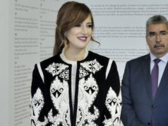Lalla Salma Steals the Lights at Mohammed VI Museum