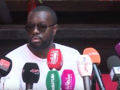 Maitre Gims Expresses Gratitude to King Mohammed VI Before His Marrakech's Concert