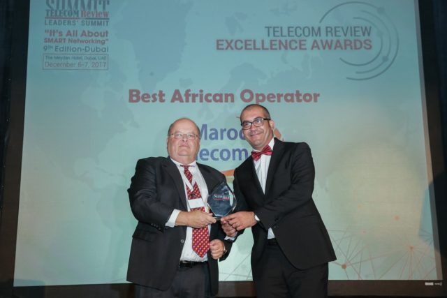 Maroc Telecom awarded Best African Operator