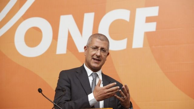 Mohammed Rabie Khlie, ONCF