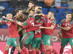 Morocco's Atlas Lions' Defense Best in Africa: FIFA