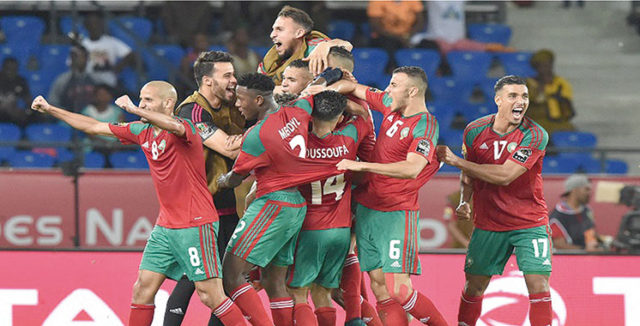 Morocco's Football Team Slips to 42nd Place in FIFA Rankings