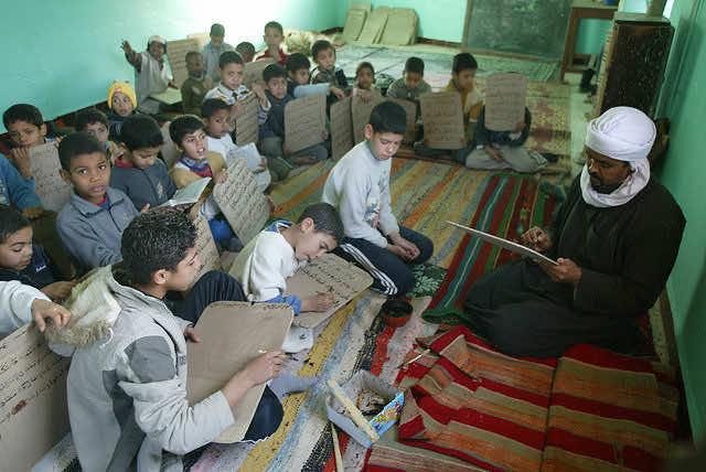 Quranic schools, Islam, Morocco, The holy Quran, Ahmed Taoufiq