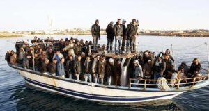 Morocco's Royal Navy Rescues 181 Irregular Migrants