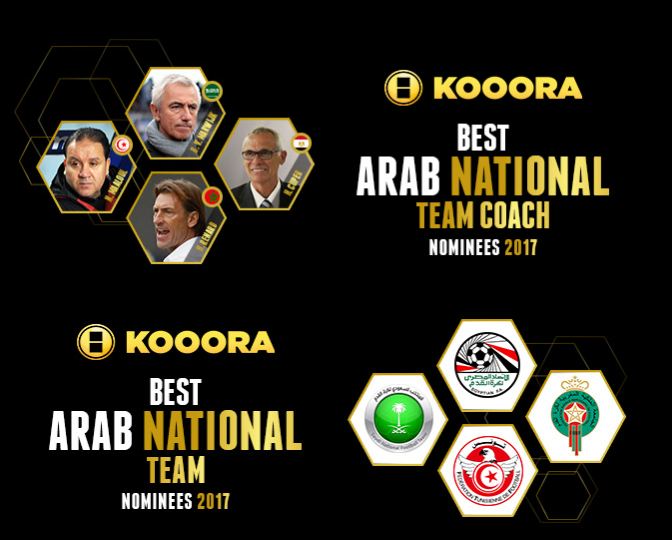 Morocco Nominated for Best Team in Arab World