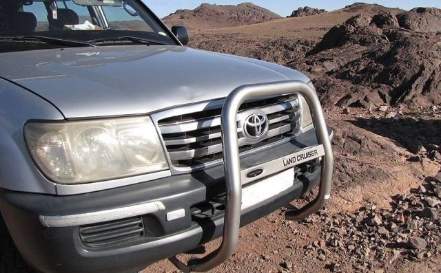 Morocco Will Ban Vehicles With Bullbars Starting January 2018