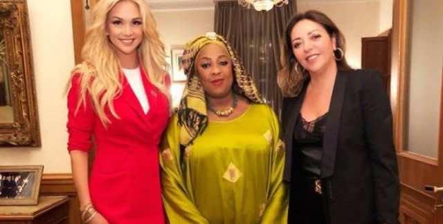 2018 World Cup Ambassador Victoria Lopyreva Invites Moroccans to Russia