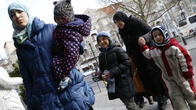 Islam, Muslim population in Europe, Muslims, migration