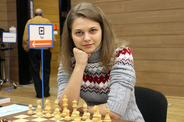 Muzychuk Anna Slovenia Refuses to Compete in Saudi Arabia Over Women's Rights Issues