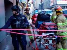New York Bus Terminal Explosion