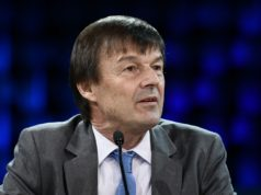 Nicolas Hulot, the French minister of Ecological Transition