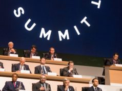 One Planet sumit, Climate change, King Mohammed IV