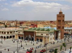 Moroccan City Oujda Receives 'Arab Cultural Capital' in Egypt