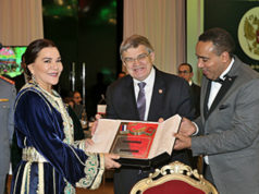 The Moroccan-Russian bilateral ties was strongly highlighted in Rabat on Friday during the annual gala dinner in presence of Princess Lalla Hasnaa.